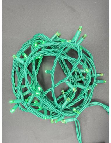 Guirnalda led green