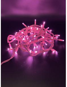 Guirnalda led pink