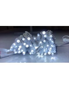 Guirnalda led Cold white