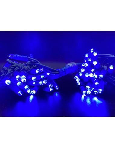Guirnalda led flash Blue