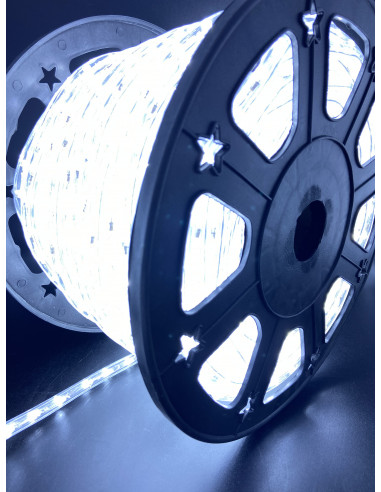 Hilo luminoso Cold white 50M