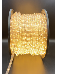 Hilo luminoso Warm white 50M