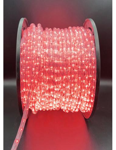 Hilo luminoso Red 50M