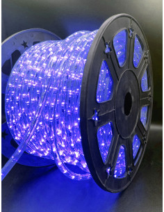 Hilo luminoso Blue 50M