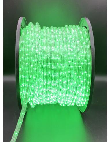 Hilo luminoso Green 50M