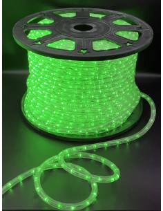 Hilo luminoso Green 50M