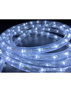 Hilo luminoso Cold white 10M