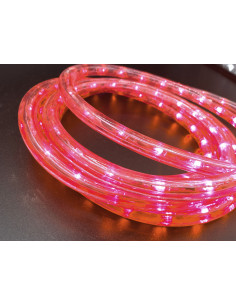 Hilo luminoso Red 10M