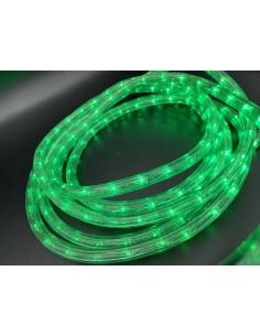 Hilo luminoso Verde 10M